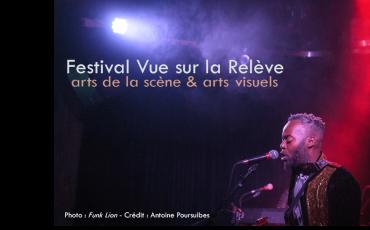 Lim. 31 oct. / Festival Vue sur la relève / Arts de la scène et arts visuels