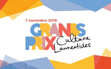 Les Grands Prix de la culture des Laurentides, c'est le 7 novembre!