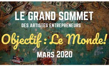 Experts recherchés – Sommet des artistes 2020