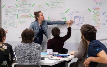 Formation du 28 novembre: Créez des solutions innovantes avec le design thinking