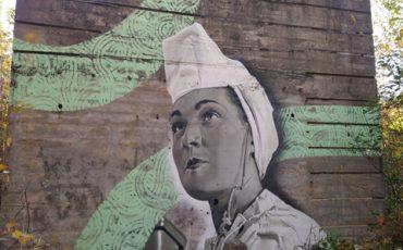 Une nouvelle murale à saveur historique à Blainville