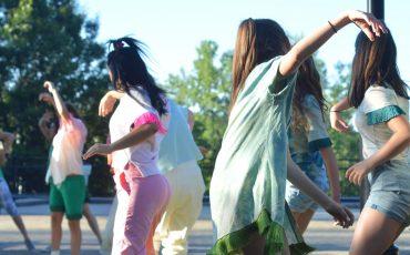Danser de mille feux / projet de danse contemporaine de Jessica Viau