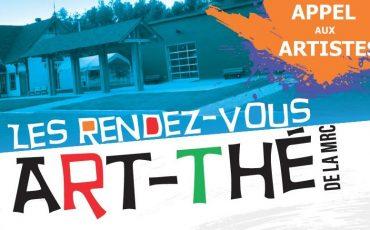 Programmation ART-THÉ 2020 / Appel aux artistes-Limite 21 février