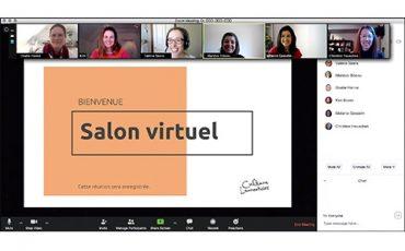 Prochain Salon virtuel : Création et confinement! Le mercredi 3 juin