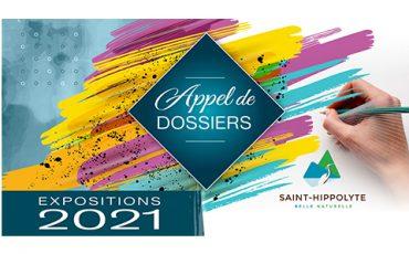 Appel de dossiers-Ville de Saint-Hippolyte/Limite 30 juin