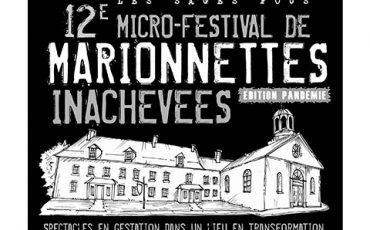 Micro-Festival de marionnettes inachevées