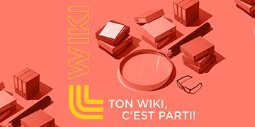 Ton wiki, c'est parti