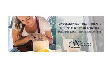 Appel de candidatures : 5e Accélérateur des artisans du Québec / Limite 5 février