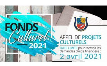 Appel de dossiers : Fonds culturel 2021 à Sainte-Adèle/Limite 2 avril