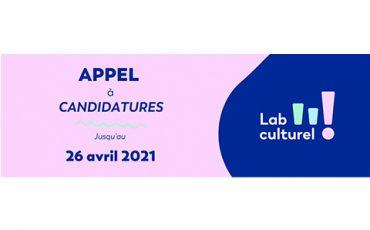LeLab culturelde Culture pour tous recrute sa sixième cohorte!/Limite 26 avril