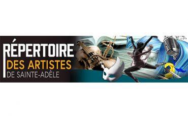 Répertoire des artistes de Sainte-Adèle : Faites-en partie!