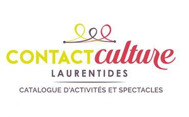 Dévoilement du Catalogue Contact culture Laurentides!