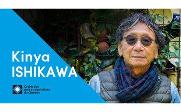 Kinya Ishikawa – Compagnon des arts et des lettres du Québec