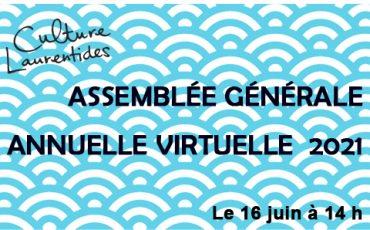 42e Assemblée générale annuelle de Culture Laurentides
