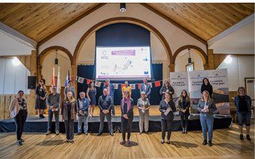 Lancement des Journées de la culture dans la MRC des Pays-d'en-Haut.