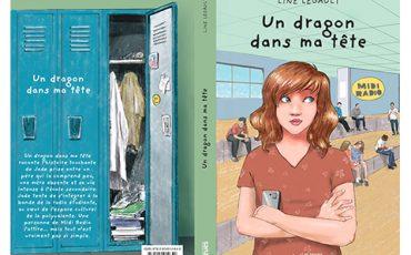 Un nouveau roman jeunesse pour Line Legault
